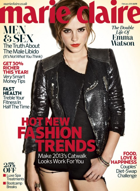 marie claire 2013 feb