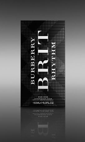 burberry brit rhythm bottle