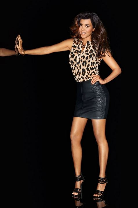 leopard bow blouse £40 embroidered skirt 48