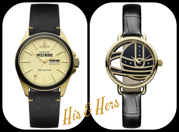 vivennewestwood his and hers