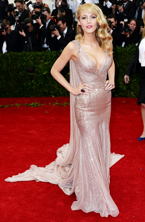 blake lively custom made gucci premiere